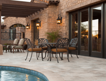 Luxry Patio Designs to Consider in Delaware